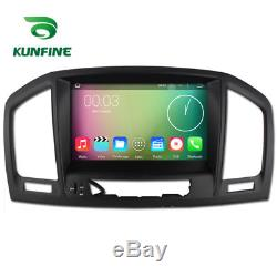 Android 7.1 Quad Core Car Stereo DVD GPS Navigation For Opel Vauxhall Insignia