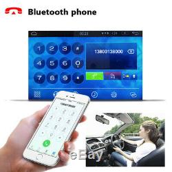Android 8.0 1DIN 7 Car Radio Stereo Touch WiFi Bluetooth GPS Nav MP5 DVD Player