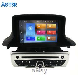 Android 8.1 Car DVD Player GPS Navigation for Renault Megane 3 2009-2014 Stereo