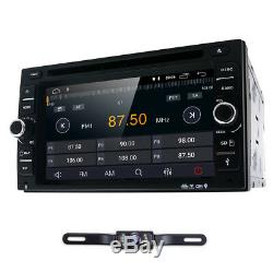 Android 8.1 Double 2 DIN GPS Navigation HD Car Stereo CD DVD Player DAB+Radio TV