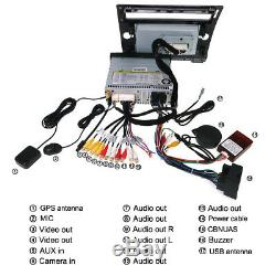 Android 9.0 Car DVD Player GPS Radio Headunit For Citroen C4 C-Triumph C-Quatre