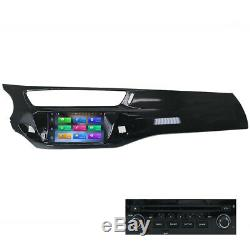 Android 9.0 GPS navigation Car DVD Player For Citroen C3 DS3 2010-2016 radio