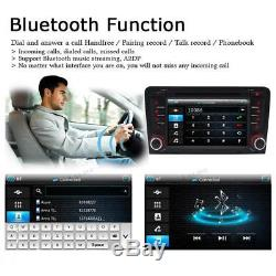 Audi A3 2003-2013 Car Radio Stereo DVD Player GPS Sat Nav Bluetooth iPod+