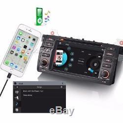 BMW E46 Rover 75 Car DVD CD Player 3G Sat Nav BT USB SD RDS iPod Can-bus 7146GB