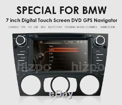 BMW E90 E91 E92 E93 Stereo Head Unit 7 Car DVD Player GPS Sat Nav Radio BT USB
