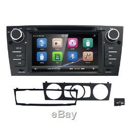 BMW E90 E91 E92 E93 Stereo Head Unit 7 Car DVD Player GPS Sat Nav Radio BT USB