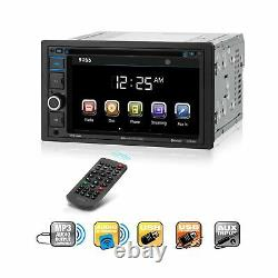 BOSS Audio Systems BV9364B Car Stereo DVD Player Double Din, Bluetooth Audi