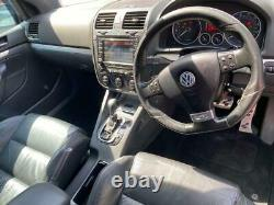 Black VW Golf r32 2006