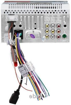 Boss BV9364B 6.2 2-DIN In-Dash DVD/MP3 Bluetooth Touchscreen Car Receiver