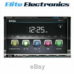 Boss Bv9759bd 7 Motorized Monitor Bluetooth Car Ipod Usb Sd DVD Player Receiver