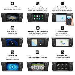 CAM+OBD+DVR+Eonon For BMW E90/E91/E92 328 Android 10 7Car Radio DVD Player GPS