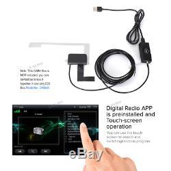 Car DAB+ Radio DVD Player Stereo GPS SATNAV Fit BMW E46 318 320 325 M3 ROVER 75