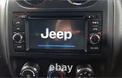 Car DVD GPS Player for Jeep Compass Commander cherokee liberty patriot Wrangler