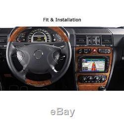 Car DVD GPS sat nav for Mercedes Benz C/CLK class Viano Vito W203 W209 W639 W463