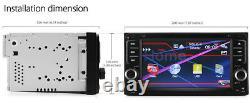 Car DVD MP3 Player For Toyota Avensis Verso RAV4 Land Cruiser Stereo Radio CD KT