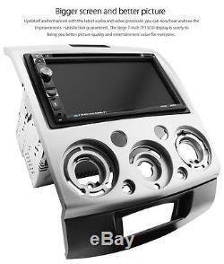 Car DVD Player For Ford Ranger Mazda BT-50 Stereo Radio MP3 USB CD Fascia ISO 2G