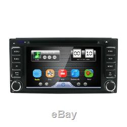 Car DVD Player For Toyota Landcruiser Prado Hilux Stereo Head Unit Radio SD Map