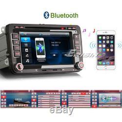Car DVD Player GPS Sat Nav DAb+ For Golf 6 Touran Sharan Seat Passat Jetta Caddy