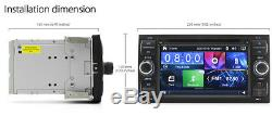 Car DVD Player Head Unit For Ford Focus Transit Connect Mondeo Radio Stereo KT