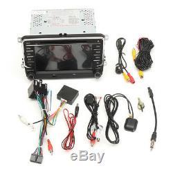 Car DVD Player Radio GPS Sat Nav Stereo Camera For VW Golf MK5 MK6 Jetta Passat