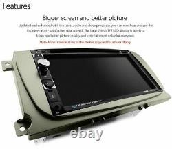Car DVD Player Radio Stereo For Ford Focus Zetec TDCi Hatch USB MP3 Head Unit CD