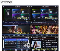 Car DVD Player Radio USB For Ford Focus Transit C S-Max Fiesta Galaxy Fusion 2GT