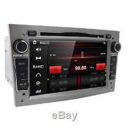 Car DVD Player Stereo GPS DAB+ Radio for Opel Vauxhall Antara Vivaro Astra Corsa