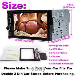 Car DVD Player Stereo Radio Fit For Toyota Avensis Verso Hilux Land Cruiser& Cam