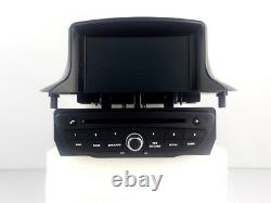 Car GPS DVD Radio Player for Renault Megane 3 Fluence 2008-2015 7 Android 10