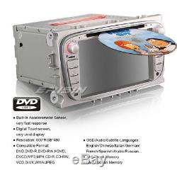 Car GPS Sat Nav DVD Player SD 3G DVR DTV/IN for Ford Focus Mondeo C/S-max Galaxy