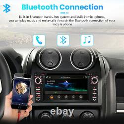Car GPS Sat Nav Radio Stereo DVD Player For Jeep Compass Dodge Chrysler Patriot