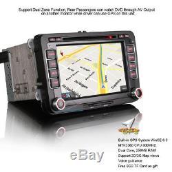Car Radio DVD GPS y Autoradio for VW Passat CC Golf 5/6 Touran Tiguan Jetta Polo