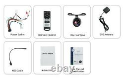 Car Radio Stereo CD/DVD Player Sat Nav GPS for TOYOTA RAV4 Camry Corolla Echo