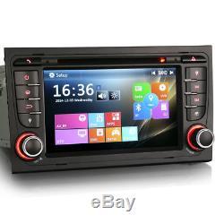 car radio stereo dvd player gps sat nav bluetooth usb