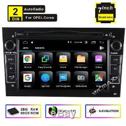 Car Sat Nav Stereo GPS DVD Player FOR OPEL Vauxhall ASTRA CORSA VECTRA ZAFIRA