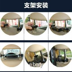 Car Seat Headrest Monitor Screen WIFI Bluetooth Android Entertainment DVD Player