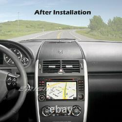 Car Stereo Android 10 SatNav Mercedes Benz A/B Class Vito Viano CarPlay DAB+ DSP