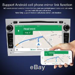 Car Stereo CD DVD Player GPS SATNAV Bluetooth Vauxhall Opel Astra H/Combo/Zafira