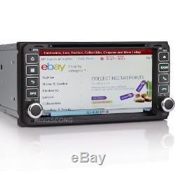 Car Stereo DVD Player GPS TOYOTA COROLLA RAV4 PRADO Yaris HIACE LandCruiser Vios