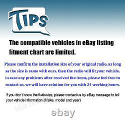 Car Stereo Fit For Vauxhall Opel Vivaro/Astra H/Corsa DVD Player 2DIN MirrorLink