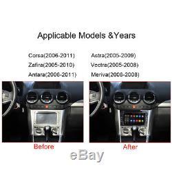 Car Stereo GPS Sat Nav DVD Player Vauxhall/Opel Astra Corsa Vectra Meriva DAB UK