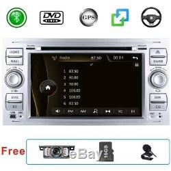 Car Stereo Gps DAB Radio DVD Player For FORD Focus Fiesta Transit Cmax S-Max UK