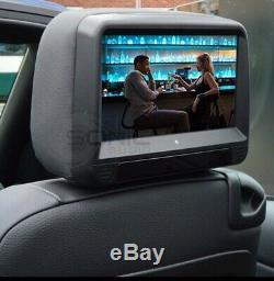 Car headrest Dvd