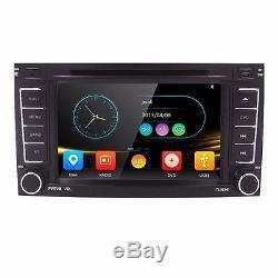 Car stereo Radio DVD Player GPS Navigation For VolksWagen VW Touareg 2004-2011