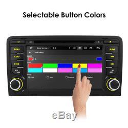 DAB+ Audi A3 2003-2012 Car Radio Stereo DVD Player GPS Sat Nav BT CANBUS USB SD