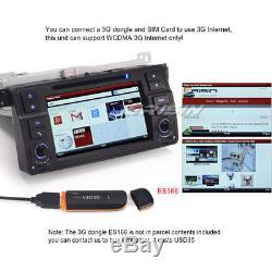 DAB+BMW E46 Rover 75 SatNav Car Stereo CD DVD Bluetooth DVR Radio RDS USB 7162GB