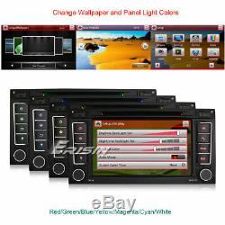 DAB+C ar Stereo DVD Player Sat Nav Headunit GPS 3G FM for VW TOUAREG T5 Multivan