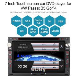 DAB+ Car DVD Player Stereo GPS Radio For VW Golf MK4 Bora T5 Passat B5 Jetta