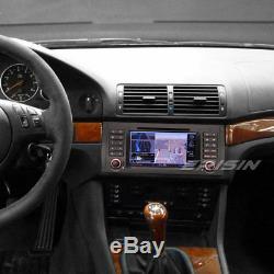 DAB+Car Radio DVD Sat Nav BMW E39 E53 Bluetooth 3G iPod DVR Canbus AUX SD 7161GB