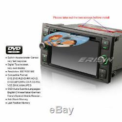 DAB+ Ford Car Radio DVDFIESTA FOCUS S C MAX KUGA TRANSIT GPS Bluetooth DTV 7166G